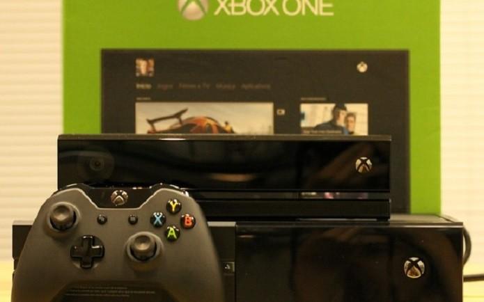 Xbox One (Foto: Matheus Vasconcellos/ TechTudo)