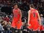 Butler anota recorde pessoal de 53 pontos, e Bulls viram sobre os Sixers