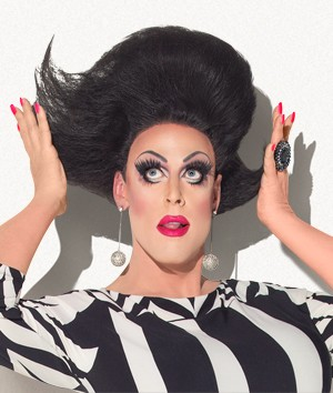 Personagens Ru Pauls Drag Race (Foto: divulgao)