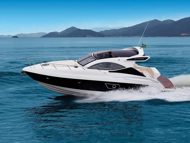 Phantom 375 (Foto: Divulgação/Schaefer Yachts)