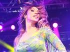 Cheiro de Amor lança DVD com a cantora Vina Calmon no comando