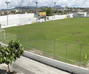 Campo do Vera Cruz recebe jogos do Campeonato Caruaruense (Foto: LDC / Divulgação)