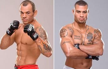 Gleison Tibau enfrenta Abel Trujilo  no UFC São Paulo, dia 7 de novembro
