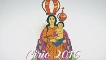 Fiéis contam histórias de devoção por Nossa Senhora de Nazaré (Reprodução/ TV liberal)