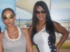Valesca Popozuda sobre assassinato de dançarina: 'Lamento muito'