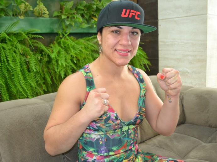Bethe Correia UFC MMA (Foto: Raphael Marinho)