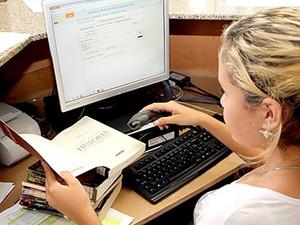 Moradores de Itanhaém podem ler online e na biblioteca (Foto: Divulgação/ Prefeitura de Itanhaém)