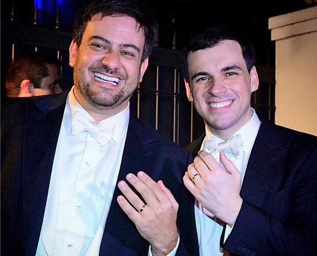 Ana Maria celebra casamento de Bruno Astuto   Vos declaro marido e ... 7b75ae9e5c3