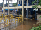 Sete municípios de MS superam média histórica de chuva, diz Cemtec