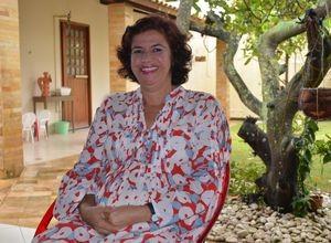 Candidata trabalhou com alfabetização em assentamentos agrários (Foto: Daniel Soares/G1)