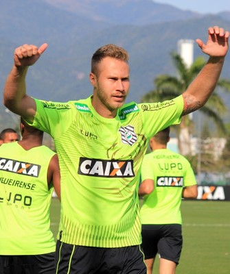 Alemão Figueirense (Foto: Luiz Henrique/FFC)