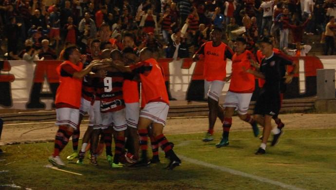 Campinense x Sport, Amigão (Foto: Silas Batista / GloboEsporte.com)