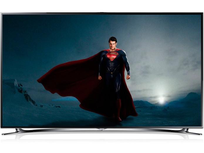 Quase perfeita; Dual View e Dual Play não vieram na nova série (Foto: Divulgação/Samsung)