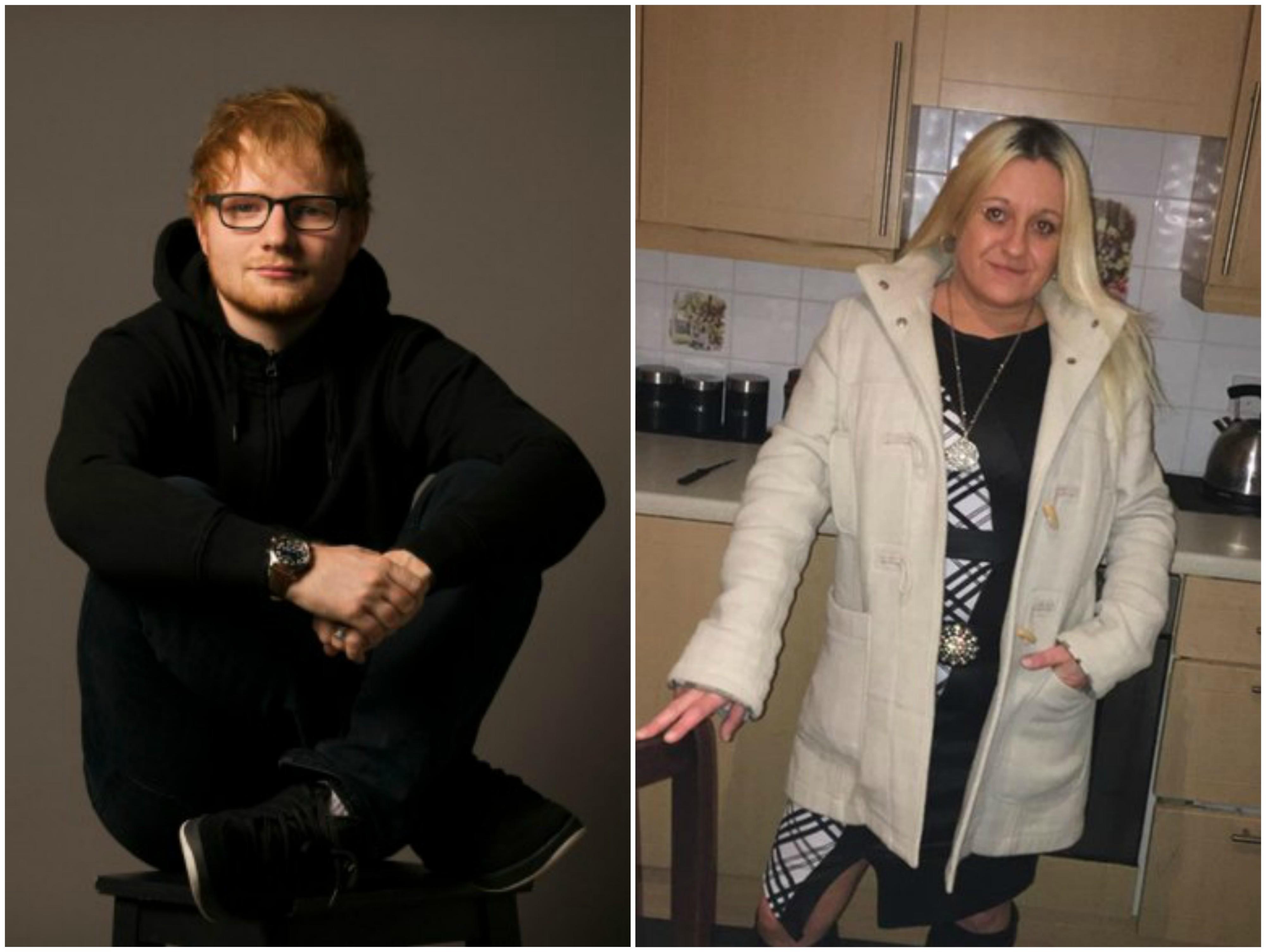 Sonia vai ficar presa por oito semanas depois de importunar os vizinhos com 'Shape Of You', de Ed Sheeran (Foto: Divulgao/Facebook)