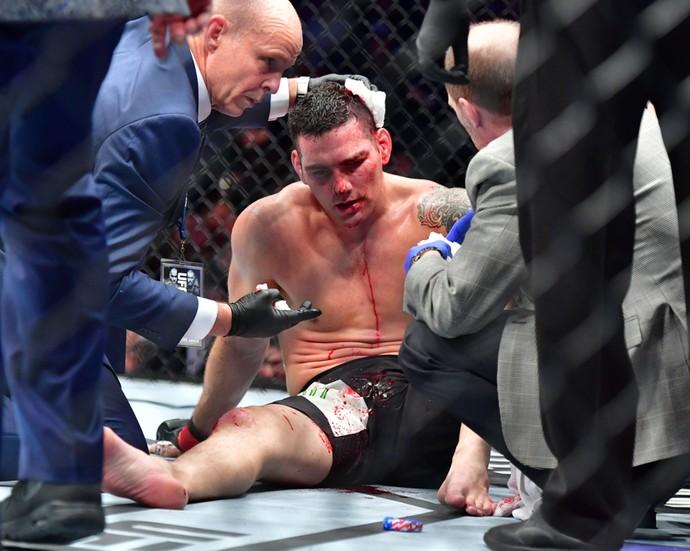 Chris Weidman UFC 205 (Foto: Jason Silva)