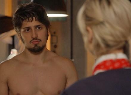 Rafael abre o jogo com Lu e conta sobre acidente que matou Sofia