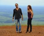 Paulo Vilhena e Andreia Horta | TV Globo