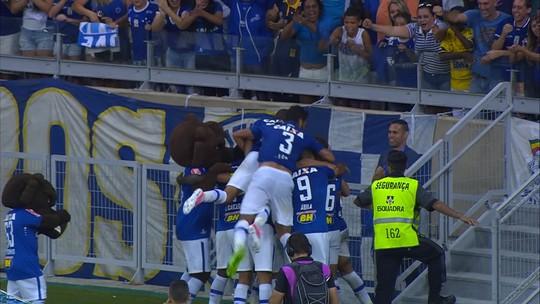Arrascaeta faz dois, Cruzeiro vence o América-MG e volta à final de Mineiro depois de dois anos