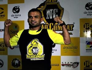 André Batata MMA (Foto: Isabella Pina)