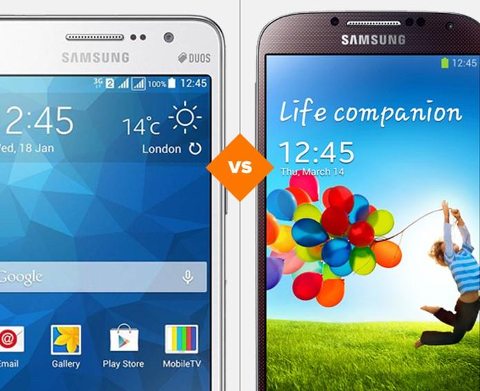 Galaxy Gran Prime Duos ou Galaxy S4? Veja qual smart é melhor para você  (Foto: (Foto: Arte/TechTudo))