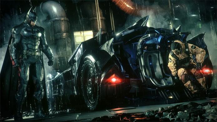 Batman lida com todos os tipos de inimigos no novo game (Foto: Divulgação)