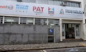 PATs divulgam oportunidades de trabalho na região de Itapetininga