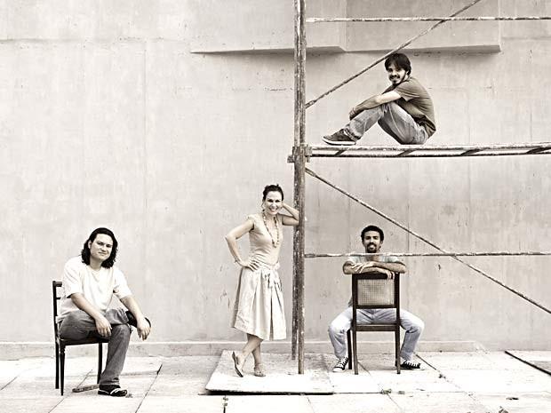 Músicos do grupo Choro & Companhia, que se apresenta nesta quarta (3) na sede do Clube do Choro de Brasília (Foto: Diego Bresani/Divulgação)