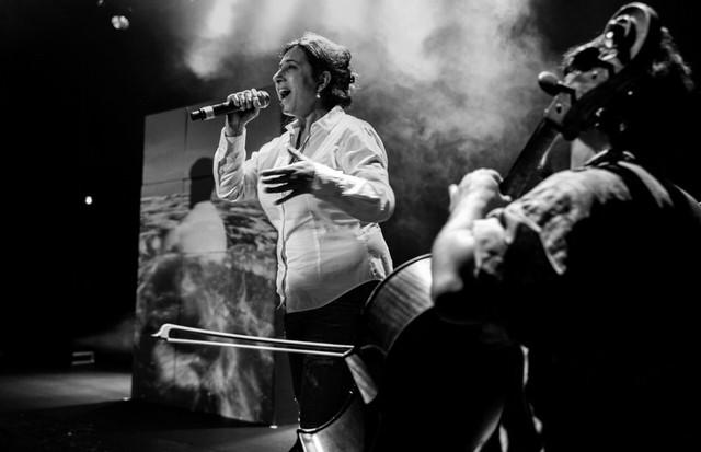 Ensaio do show do pernambucano Zé Manoel (Foto: Divulgação)