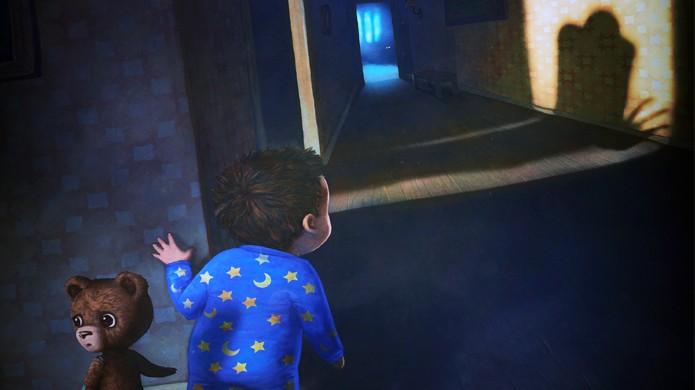 Jogo de terror Among the Sleep ganhará versão para PlayStation 4 (Foto: indiestatik.com)