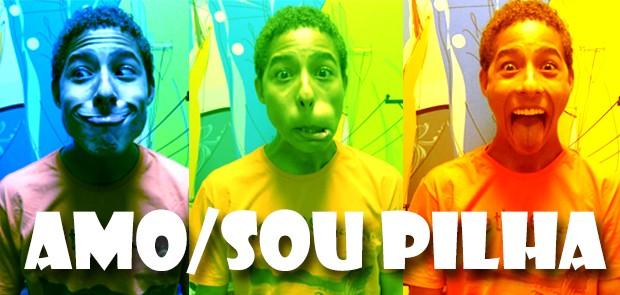 Pilha é D+! Amo/Sou! (Foto: Malhação/TV Globo)