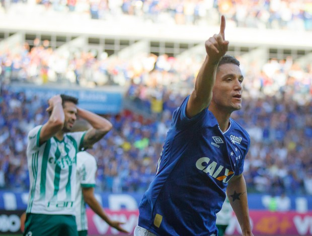 Thiago Neves Cruzeiro x Palmeiras