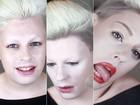 Maquiador se 'transforma' em Miley e Britney: 'Sempre fiz experiências'