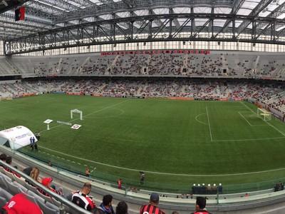Atlético-PR x Chapecoense: ingressos estão à venda para jogo de quarta-feira