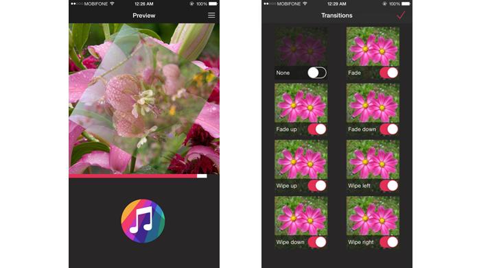 App cria slideshows com fotos do computador (Foto: Divulgação/Pic