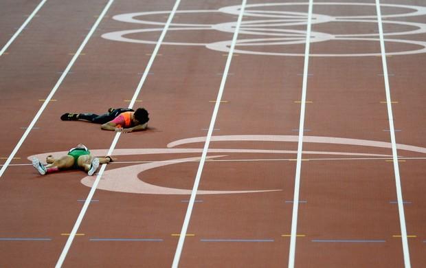 Terezinha Guilhermina atletismo paralimpíadas (Foto: Getty Images)