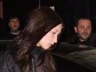 Bella Hadid usa look ousado e mostra demais na França