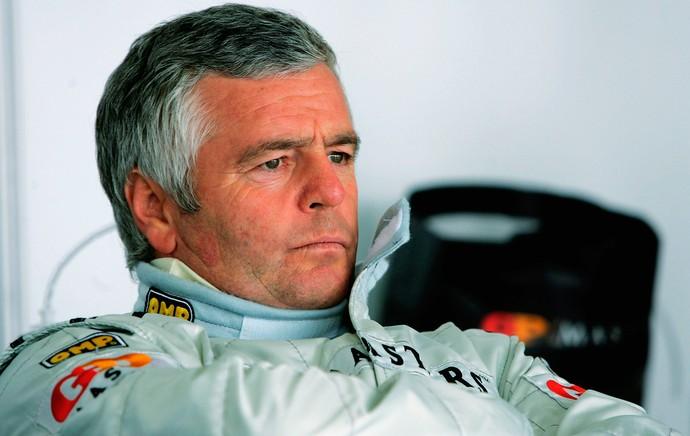 ex-piloto da F-1 Derek Warwick (Foto: Getty Images)
