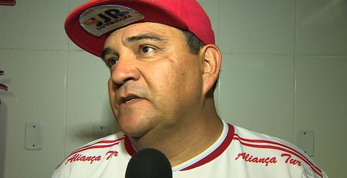 Fernando Dourado, Dorense (Foto: Reprodução/TV Sergipe)
