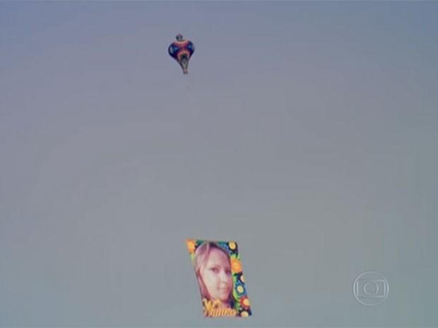 aeroporto - [Brasil] Balão é visto perto do Aeroporto de Guarulhos Balao-3