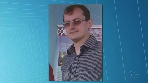 Professor da Ufal está desaparecido desde o dia 20 de Setembro (Foto: Reprodução/TV Gazeta)
