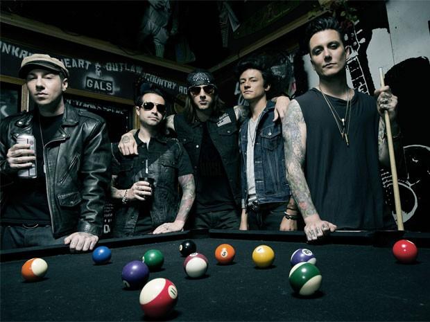 Avenged Sevenfold (Foto: Divulgação)