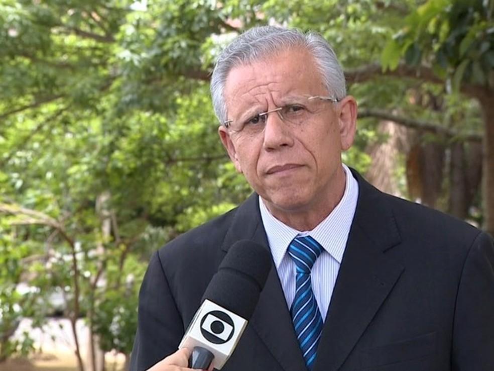 O prefeito eleito de Hortolândia, Angelo Perugini (Foto: Reprodução / EPTV)