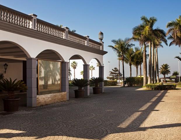 Casa Grande Hotel Resort & SPA, no Guarujá (SP) (Foto: Reprodução)