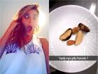Rafa Brites entra na dieta após férias na Europa: 'Voltei mais fortinha'