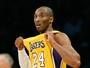 Kobe Bryant dá bronca em equipe após sexta derrota consecutiva