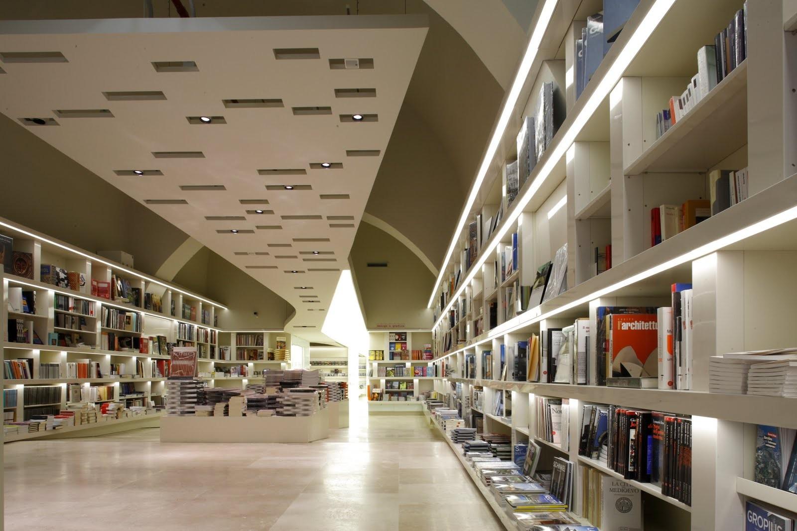 Bookabar Bookshop - Roma, Itália (Foto: Reprodução)