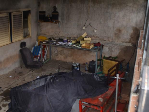 G1 - Doméstica tem casa incendiada após se recusar a fazer sexo com ... b8dda6c772a