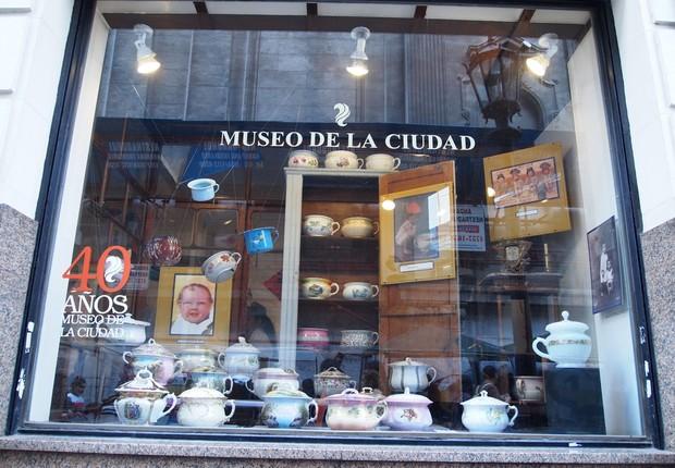 Fachada do Museu da Cidade de Buenos Aires (Foto: Reprodução/Facebook)