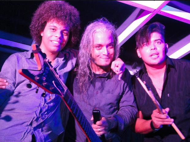 Christiano Guerra Band (Foto: Divulgação / Guerrafest)