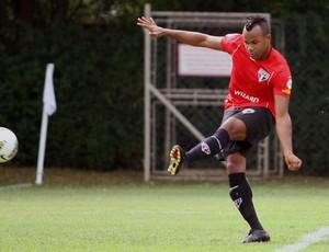 Fernandinho do São Paulo (Foto: Anderson Rodrigues/Globoesporte.com)